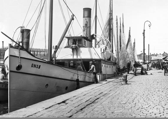 En ny bydel våkner til liv Fredrikstad Mekaniske Verksted